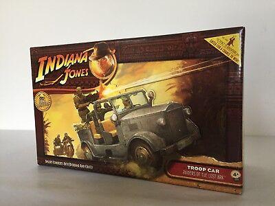 Indiana Jones: Raiders Of The Lost Ark - Troop Car - Brand New