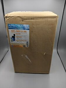 """APEC Water Whole House Sediment Water Filter with 10"""" Big Blue Home Filtration"""
