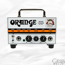 Orange Amplifiers Micro Terror MT20 20W Hybrid Guitar Amp Head - MT20