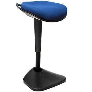 AIMEZO debout chaise de bureau avec hauteur réglable Tabouret Active assis Solde