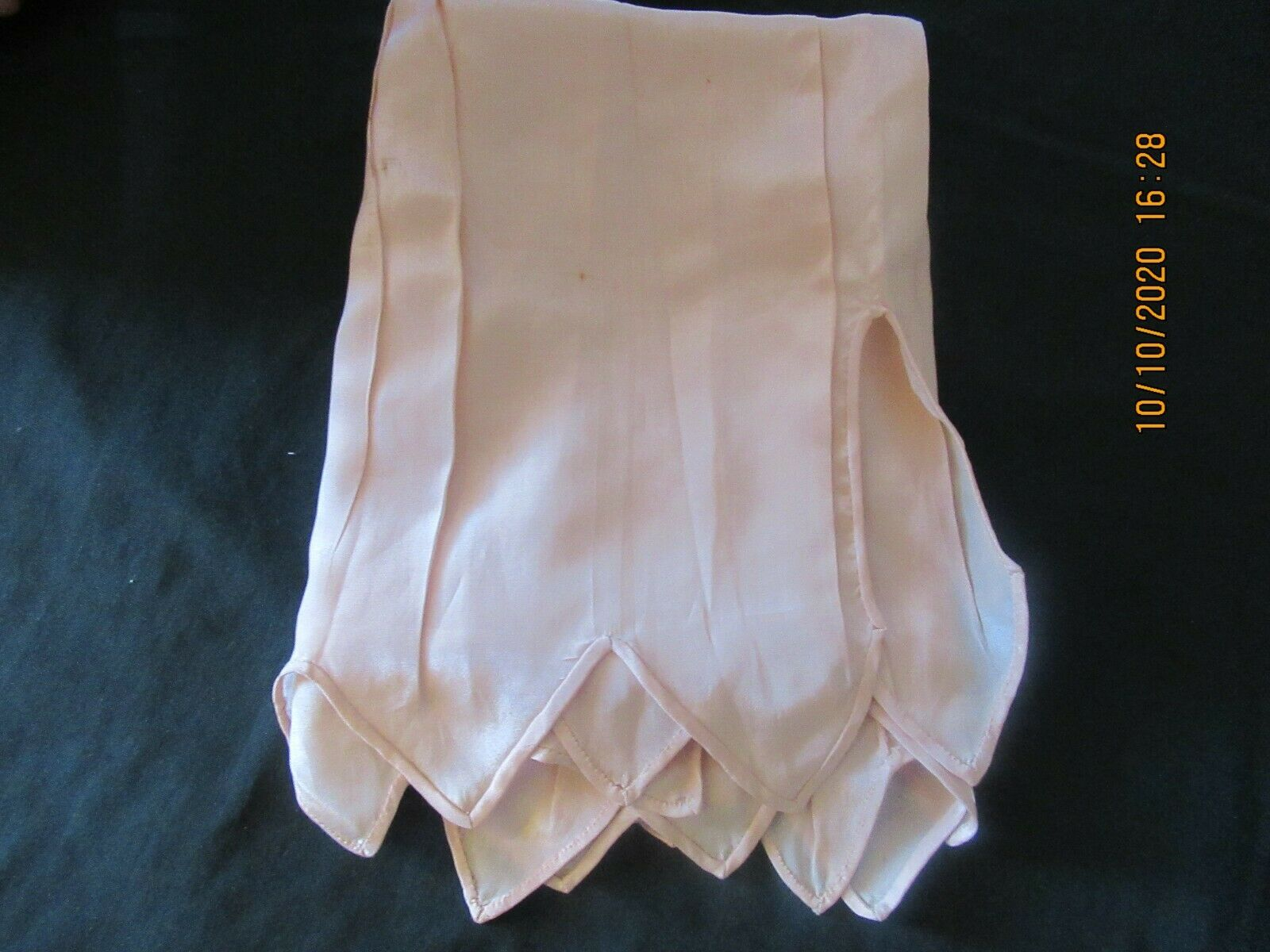 Antique Edwardian Camisole Teddy Embroidered Lace  - image 11