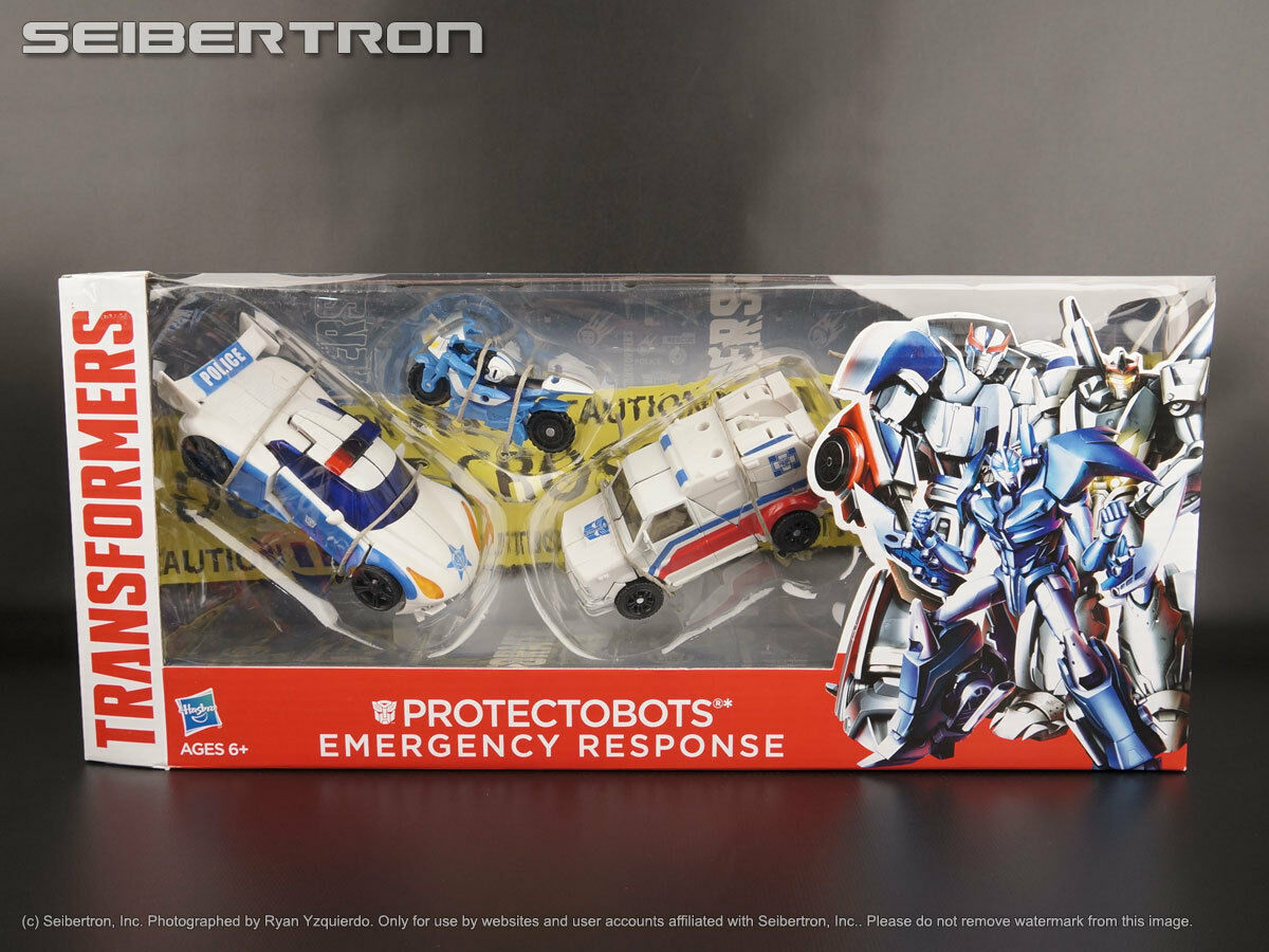 Transformers Predectobots Emergency Response FIRST AID STREETSMART GROOVE Asia