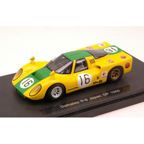 DAIHATSU P-5 N.16 JAPAN GP 1968 1:43 Ebbro Auto Competizione Die Cast Modellino