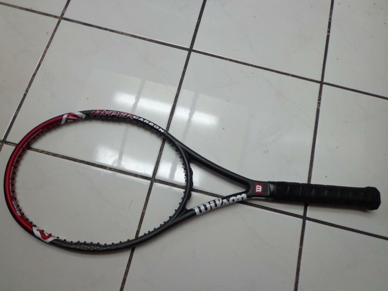 Nuevo Pro Staff Wilson Hyper 5.0 95 Stretch 4 1 2 Grip Tenis Raqueta