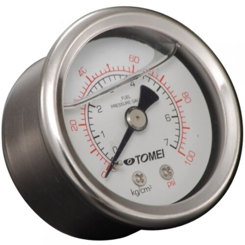 TB510A-0000A Tomei Universal Fuel Pressure Gauge  Part Number