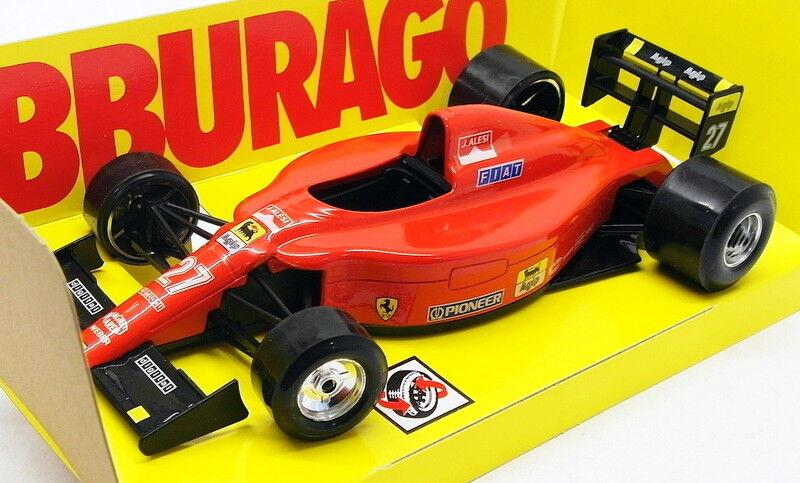 de moda Burago 1 24 Scale 6101 Model Coche B27P B27P B27P - F1 Ferrari 641 2  27 Alesi  Tienda 2018