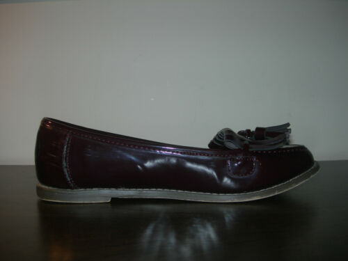 Kurt Chaussures Uk Taille Femme Verni 3 Geiger 36 Marron Mocassins Carvela Cuir F4wdqxdE