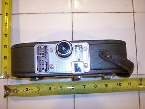 Details about VINTAGE KEYSTONE 16mm MOVIE FILM CAMERA MODEL A-3