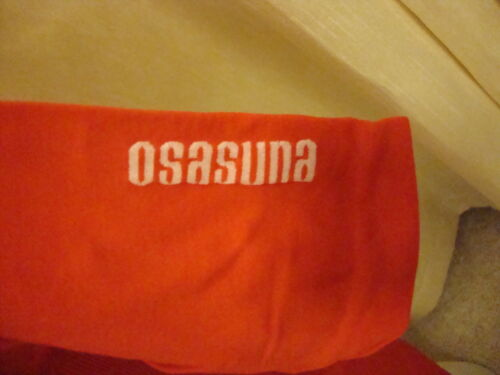 Osasuna Baselayer Top by Diadora BNWT L Red
