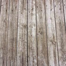 Stoff Meterware Baumwolle Holz beige Planken Brett Fotodruck NEU
