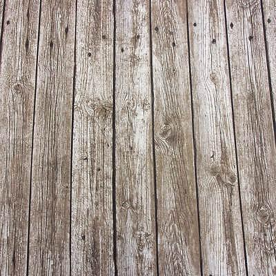 Stoffe Baumwolle Patchworkstoff Makower COASTAL Bretter Planken beige 0,25m