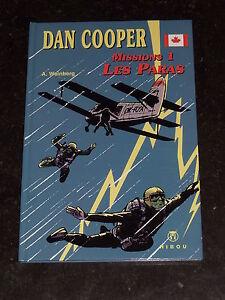 Weinberg-Dan-Cooper-Missions-1-Les-Paras-Editions-Hibou