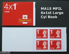 1st LARGE - MFIL - MA15 - 2015  CYL  4x1st LARGE booklet CYL W3 W1 pW2
