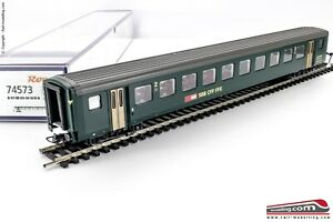 ROCO-74573-H0-1-87-Carrozza-passeggeri-SBB-CFF-FFS-di-2-cl-modello-EW-II-Ep