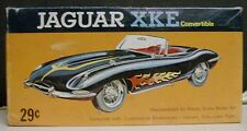 1960's Jaguar XKE Convertible Model - Palmer Plastics - Box Only
