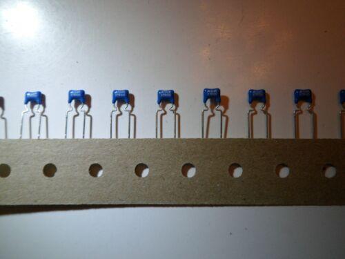 EPCOS B37987F1104K54 Ceramic Capacitor X7R 100nF 100V 10/% RM5,0 *Neu* *10 Stück*