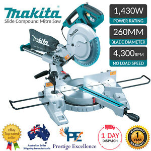 "Makita LS1018L Mitre Saw 10/"" Slide Compound with Laser"
