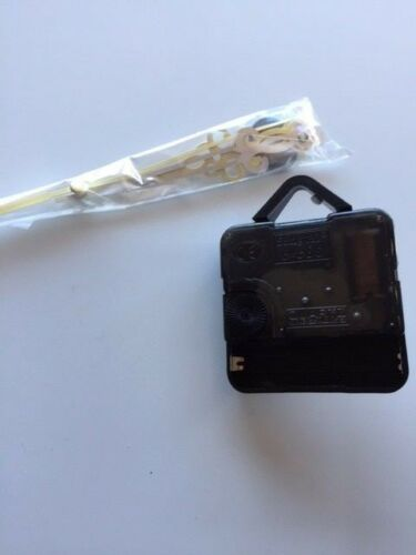 Battery Operated Clock Movement HANDS DIY Set for Wall Clock