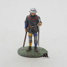 Figurine Collection Altaya Moyen age Arquebusier XVe siècle Lead Soldier