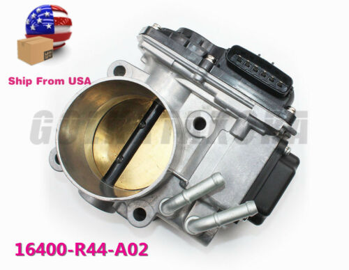 OEM NEW THROTTLE BODY 16400-R44-A02 FOR HONDA ACCORD 2.4 16400-R48-H01