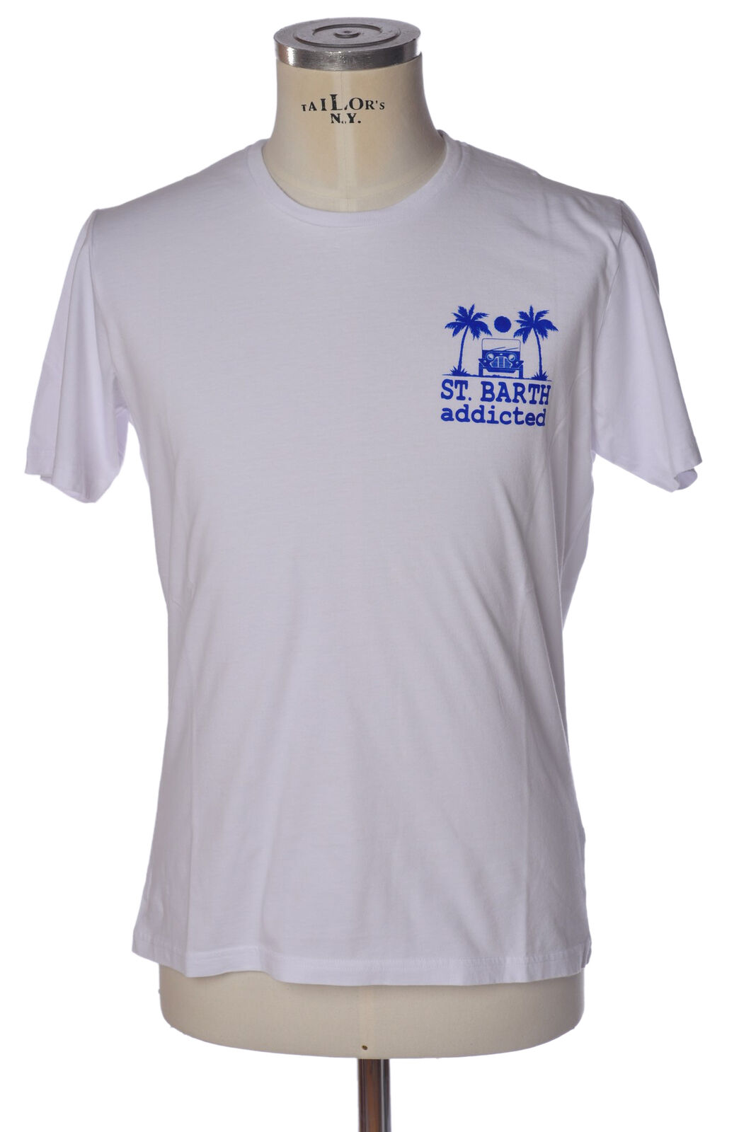 Saint Uomo-Bianco Barth-TOPWEAR-T-Shirt - Uomo-Bianco Saint - 757917C184534 e72c1f