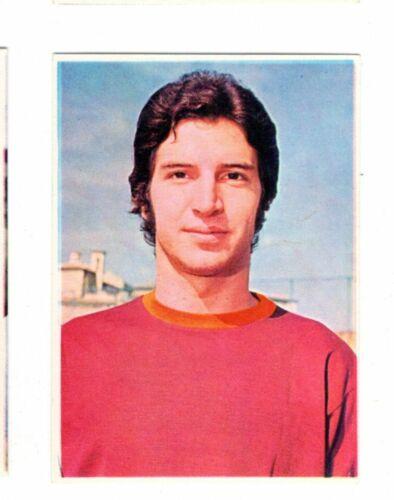 ROMA PELLEGRINI figurina CALCIATORI nuova da bustina RELI 1972//73