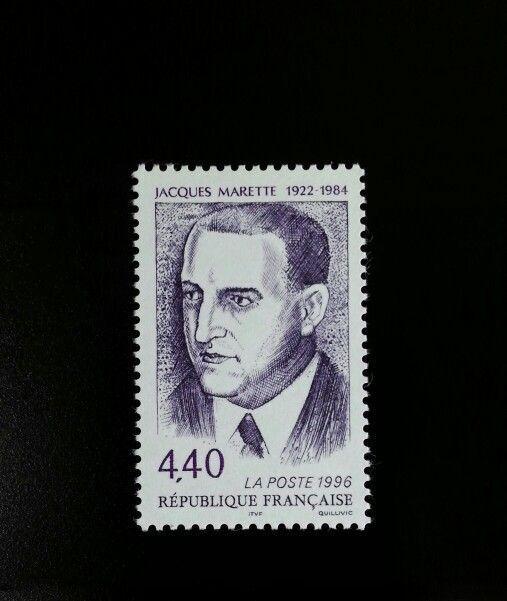 1996 France Jacques Marette, Member of Parliament Scott