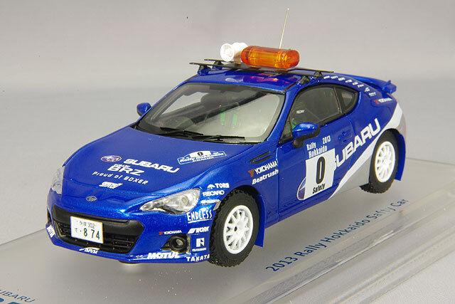 ENIF 1 43 Subaru BRZ 2013 Rally Hokkaido Safety Car from Japan