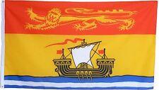 Fahne Flagge New Brunswick Provinz Canada 1,5x0,9 Meter mit Oesen NEU #236