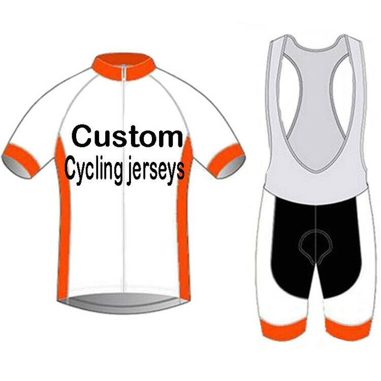 Custom Made Cycling Jersey Bib Short Retro Road Pro Clothing Sleeve MTB Long Sleeve Clothing c8691b