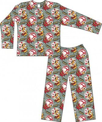 3-4 up to 9-10 YEARS BOYS LIVERPOOL F.C WINCEYETTE BRUSHED COTTON PYJAMAS AGES