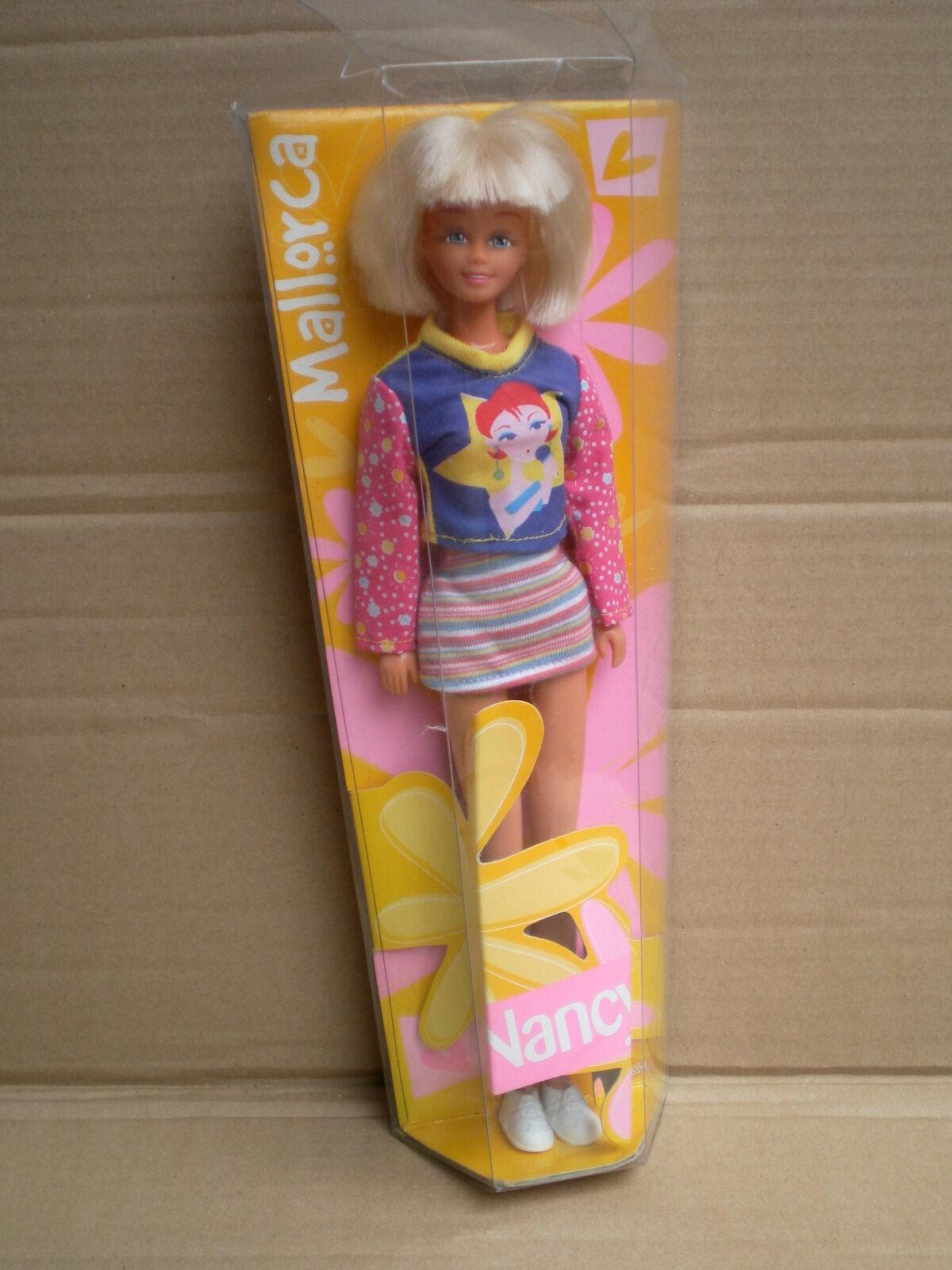 NANCY famosa modello MAIORCA ESTATE Biondo 11  Bambola 2003 famosa NANCY SPAGNA 38e6d4