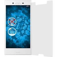 2 X Displayschutzfolie Für Sony Xperia X Compact Matt