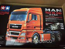 Tamiya # 56325 1/14 R/C RC MAN TGX 26.540 6X4 XLX Tractor Truck NEW IN BOX