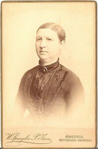 CAB-photo-Feine-Dame-Koenigsteele-Wattenscheid-1880er