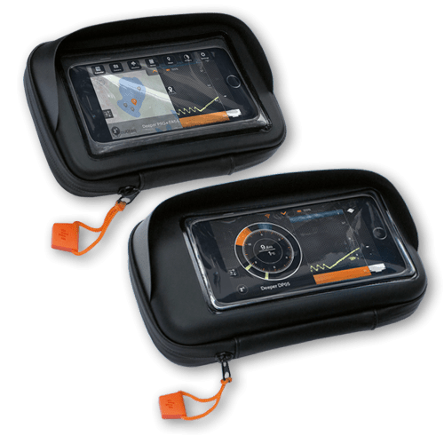 Deeper Smart Sonar Pro SET SET Pro Wifi + Smartphone Halterung + Night Cover + Case XL 4a51d9