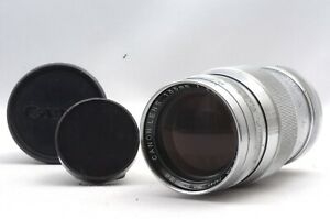 Ship-in-24-Hours-Excellent-Canon-135mm-f3-5-Telephoto-Leica-L39-LTM-Lens
