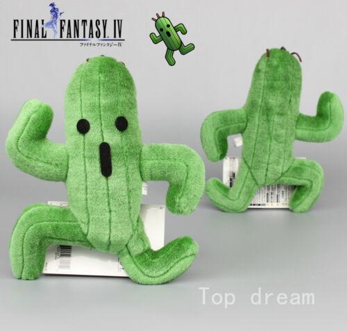 New Final Fantasy X Sabotender Cactuar Plush Doll Soft Toy 23CM 9/'/' Teddy Gift