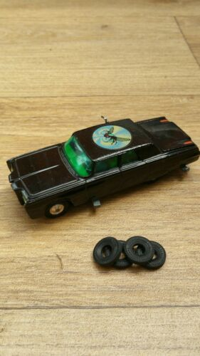 Corgi Toys 268 The Green Hornet Tyres Set Of 4 Brand New