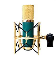 MXL V67G Condenser Microphone Gold Plate USM-001-G Shockmount
