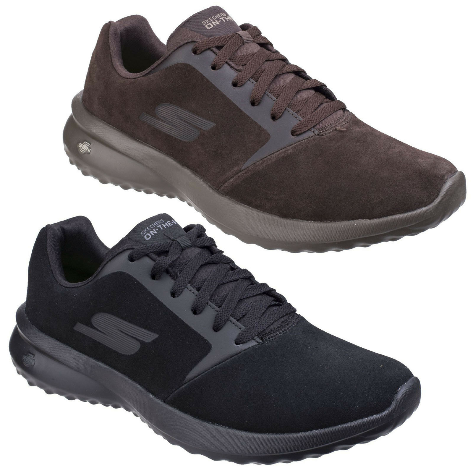 Skechers On The Go City 3.0 Trainers Lace Up Sports Shoes Mens