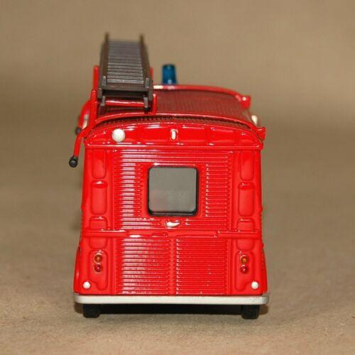 1:43 Citroen HY 1947 Feuerwehr Service Encendie Venouse DieCast Fertigmodell