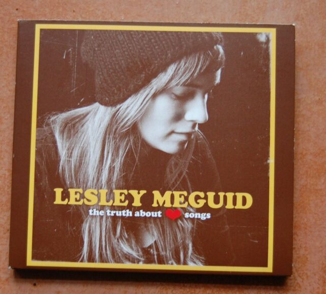 LESLEY MEGUID - THE TRUTH ABOUT LOVE SONGS
