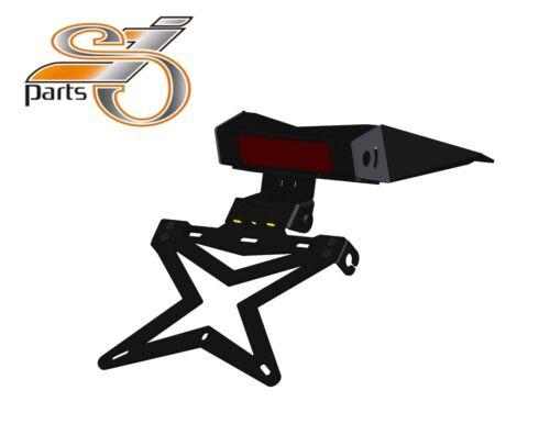 KTM 125 Duke Kennzeichenhalter X ab 2011 mit Beleuchtung