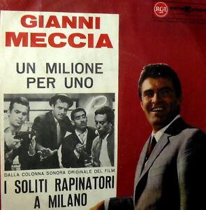 """PIERO UMILIANI - GIANNI MECCIA OST 7"""" MARITI A CONGRESSO IN UN MARE DI GUAI 1961"""