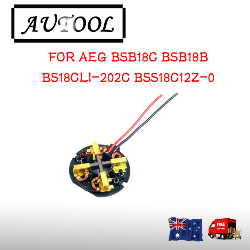 Carbon Brushes For AEG BSB18C BSB18 BS18CLI-202C  BSS18C12Z-0 Drill AU seller