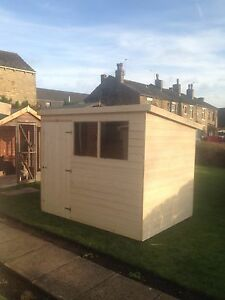 image is loading 7x6 t amp g garden shed heavy 14mm - Garden Sheds 7x6