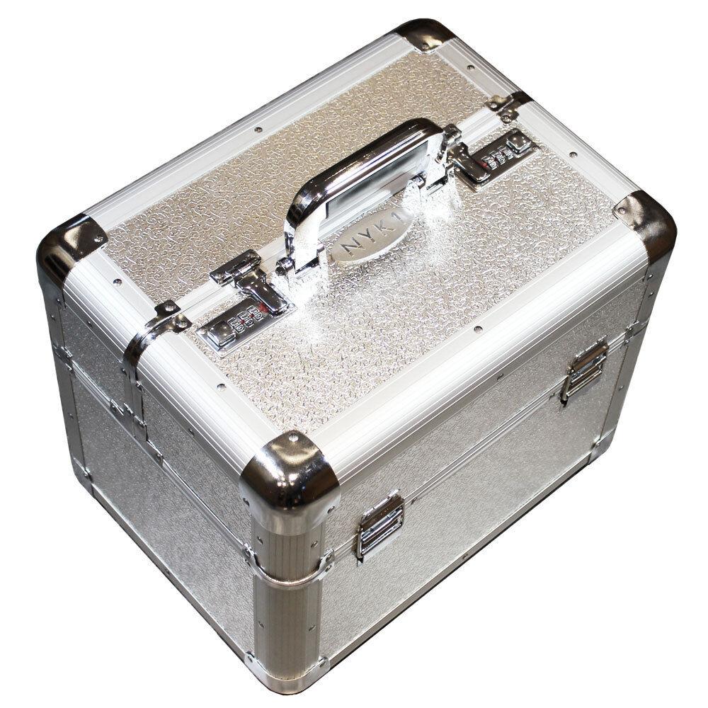 NYK1 Professional Gel Unghie Bellezza Beauty Case Extra Large per Smalto Lampada UV LED