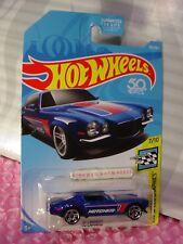 New HI BEAM #162 USA 50✰red//blue✰GLOW WHEELS✰✰2018 Hot Wheels case G