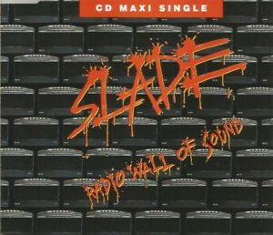 Slade-Radio-Wall-Of-Sound-1991-CD-single